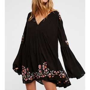 NWT Sold Out Free People Te Amo Mini Dress